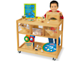 Store & Explore Science Cart