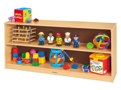 Classic Birch Store Anything Low Classroom Shelves At Lakeshore Learning
