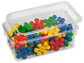 Lid for Lakeshore Clear-View Storage Box