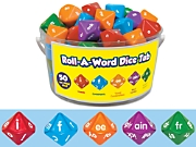 Roll-A-Word Dice Tub
