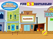 Shapes Adventures Interactive Activities