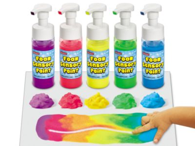 Image result for foam paint