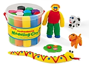 Nonhardening Modeling Clay Bucket - Each