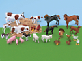 Classic Farm Animal Collection