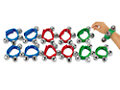 Wrist & Ankle Bells - Set of 12