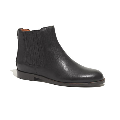 The Chelsea Boot : boots   Madewell  Chelsea Boots