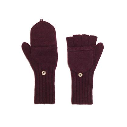 Merino Ribbed Gloves