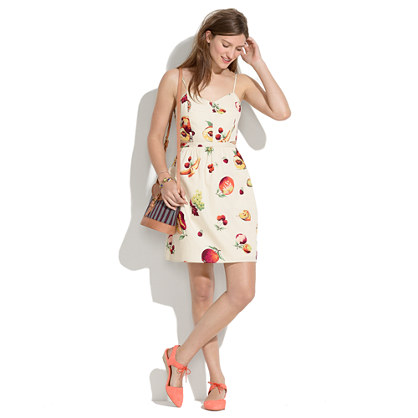 Fresh Fruit Dress