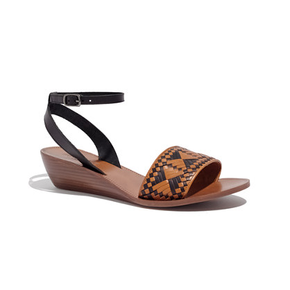 The Bazaar Mini Wedge