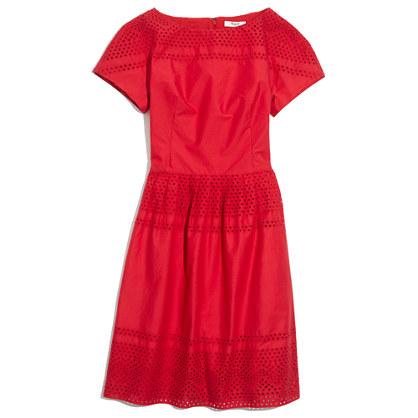 Sale alerts for Madewell Latticework Dress - Covvet