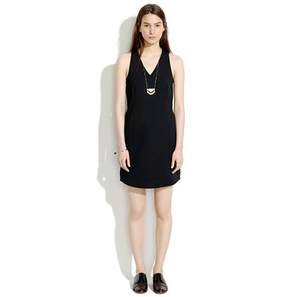 Sale alerts for Madewell Starcross Ponte Dress - Covvet
