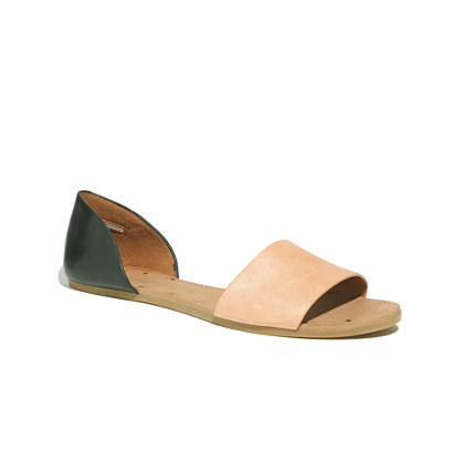 Sale alerts for Madewell The Thea Sandal - Covvet