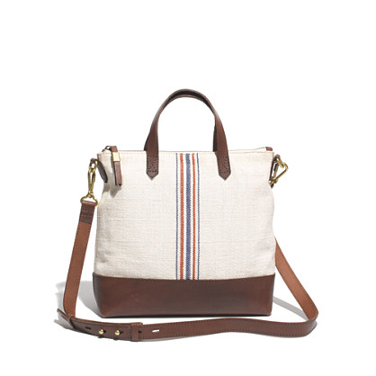 Sale alerts for Madewell The Mini Transport Crossbody - Covvet