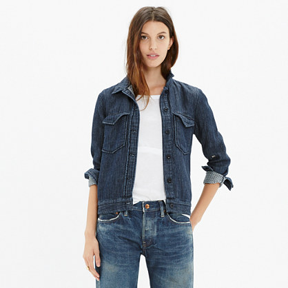 Denim Homestead Jacket
