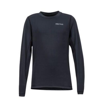 Kids' Midweight Harrier Long-Sleeve Crew