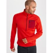 Men's Olden Polartec® ½-Zip Jacket image number 3