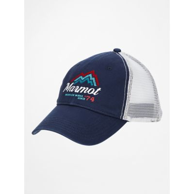 Alpine Soft Mesh Trucker Hat