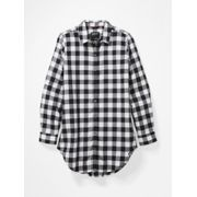 Women's Nicolet Lightweight Long-Sleeve Flannel Shirt image number 1