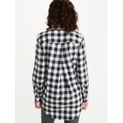 Women's Nicolet Lightweight Long-Sleeve Flannel Shirt image number 4