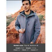 Men's Minimalist Component 3-in-1 Jacket image number 6