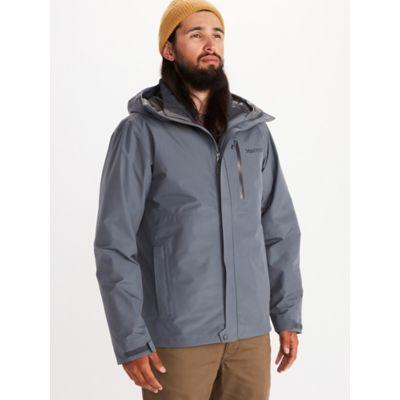 Men's Minimalist Component 3-in-1 Jacket