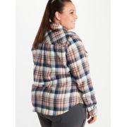Women's Bridget Long-Sleeve Flannel Shirt Plus image number 4