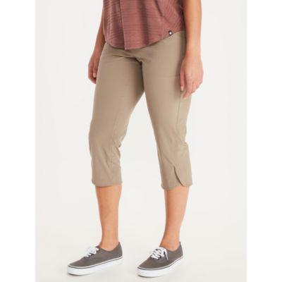 Women's Elda UPF 50 Capri Pants
