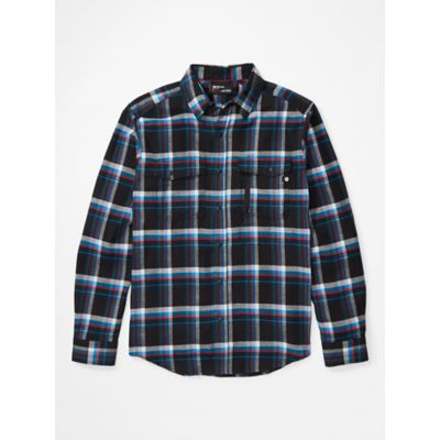 Men's Tromso Midweight Long-Sleeve Flannel Shirt