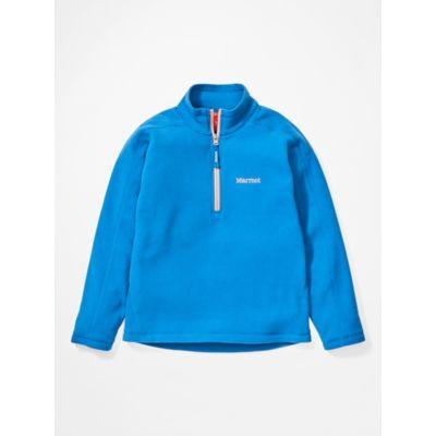 Girls' Rocklin 1/2 Zip Jacket