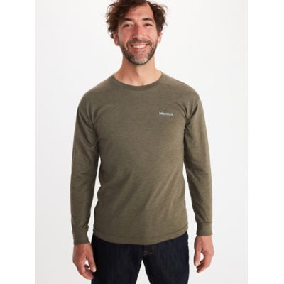 Men's Cervin Long-Sleeve T-Shirt