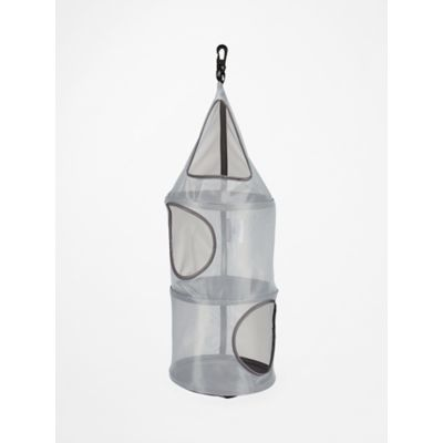 Birdhouse 3-Shelf Hanging Tent Organizer