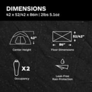 Bolt Ultralight 2-Person Tent image number 4