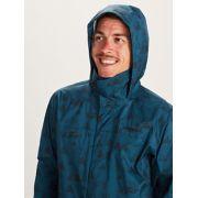 Men's PreCip® Eco Print Jacket image number 5