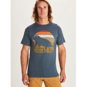 Men's Dawning Marmot Short-Sleeve T-Shirt image number 3