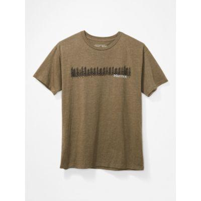 Men's Forest Short-Sleeve T-Shirt