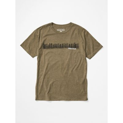 Men's Forest Short-Sleeve T-Shirt