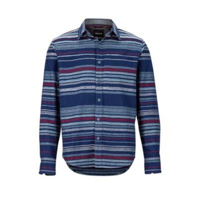 Men's Keystone Heavyweight Flannel Long-Sleeve Shirt
