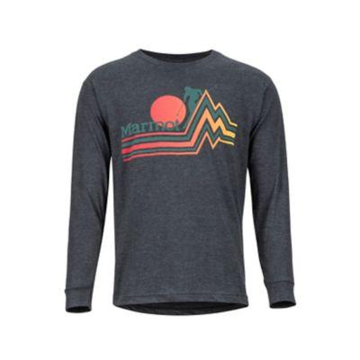 Men's Piste Long-Sleeve T-Shirt