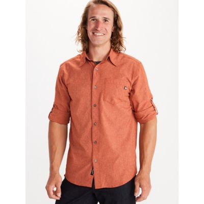 Men's Aerobora Long-Sleeve Shirt