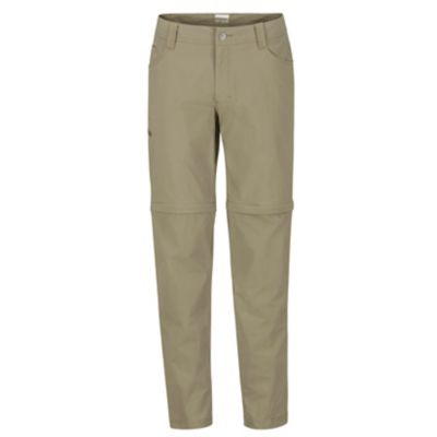 Men's Transcend Convertible Pants - Long