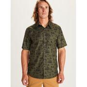 Men's Syrocco Short-Sleeve Shirt image number 3
