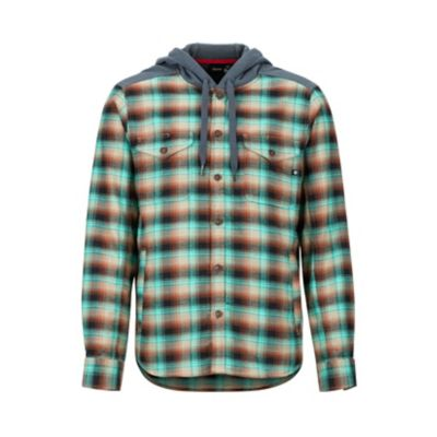 Men's Oheny Heavyweight Flannel Hoody