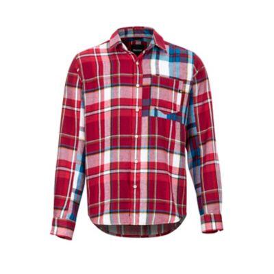 Men's Asheville Midweight Flannel Long-Sleeve Shirt