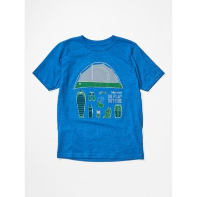 Boys' Purview Short-Sleeve Tee