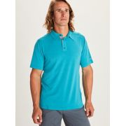 Men's Wallace Short-Sleeve Polo Shirt image number 3