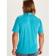 Men's Wallace Short-Sleeve Polo Shirt image number 4