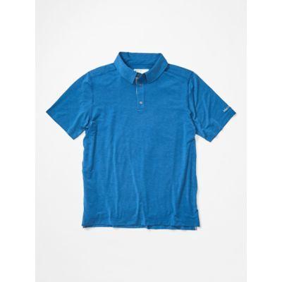 Men's Wallace Short-Sleeve Polo Shirt