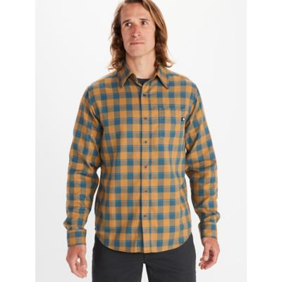 Men's Bodega Lightweight Flannel Long-Sleeve