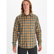 Men's Bodega Lightweight Flannel Long-Sleeve image number 3