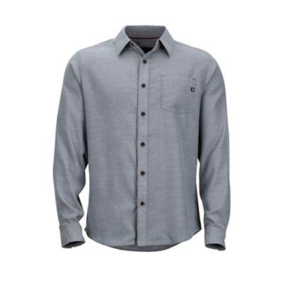 Men's Hobson Midweight Flannel Long-Sleeve Shirt
